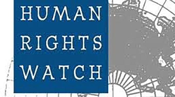 <span style='color:#333;font-size:18px;'>হিউম্যান রাইটস ওয়ার্চের বার্ষিক প্রতিবেদন</span><br> মত প্রকাশের স্বাধীনতা সেন্সর করতে করোনা মহামারি ব্যবহার করেছে বাংলাদেশ