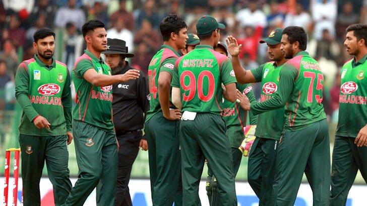 ওয়েস্ট ইন্ডিজের বিপক্ষে বাংলাদেশ দল ঘোষণা, নতুন ৬ মুখ