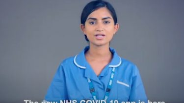 NHS APP Celebs ENGLISH
