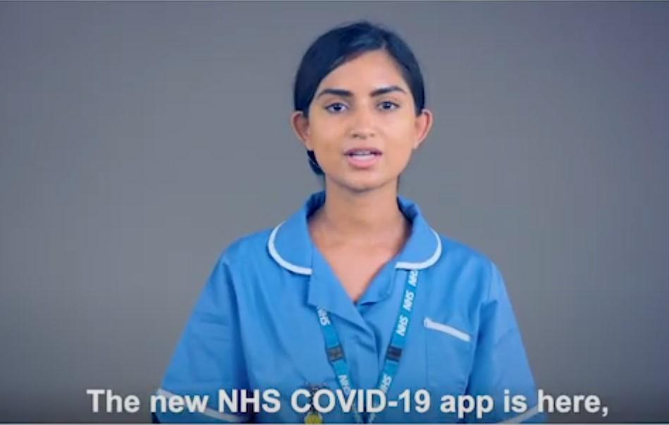NHS APP Celebs ENGLISH