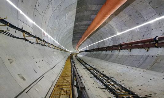 58pc work of Bangabandhu Tunnel under Karnaphuli completed