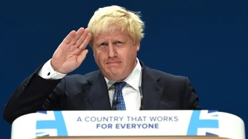 *Boris Johnson (former £23K a month The Daily Telegraph columnist) To* *Resign Because Salary Is Too Low*