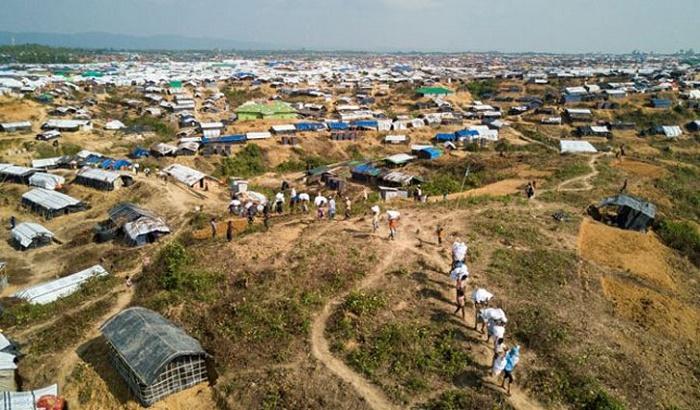 2 Rohingya men killed in Cox's Bazar 'gunfight'