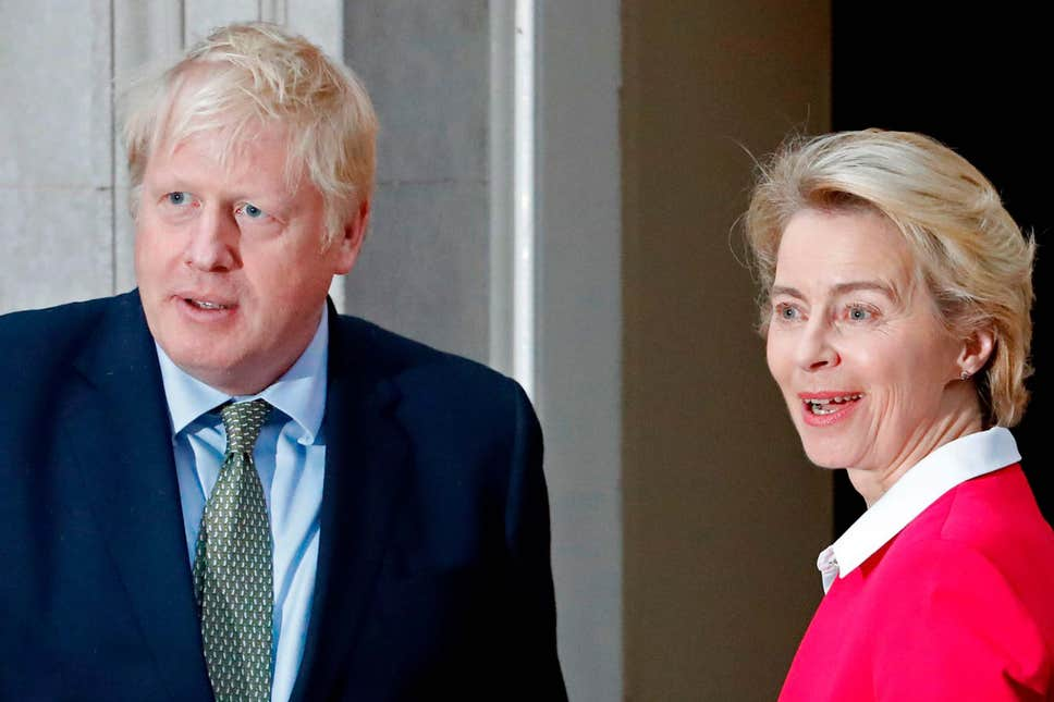 UK and EU extend Brexit talks by a month in bid to reach trade deal