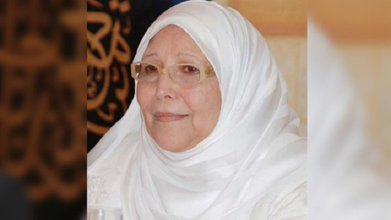 মিসরের নারী ইসলাম প্রচারক ড. আবলা আর নেই