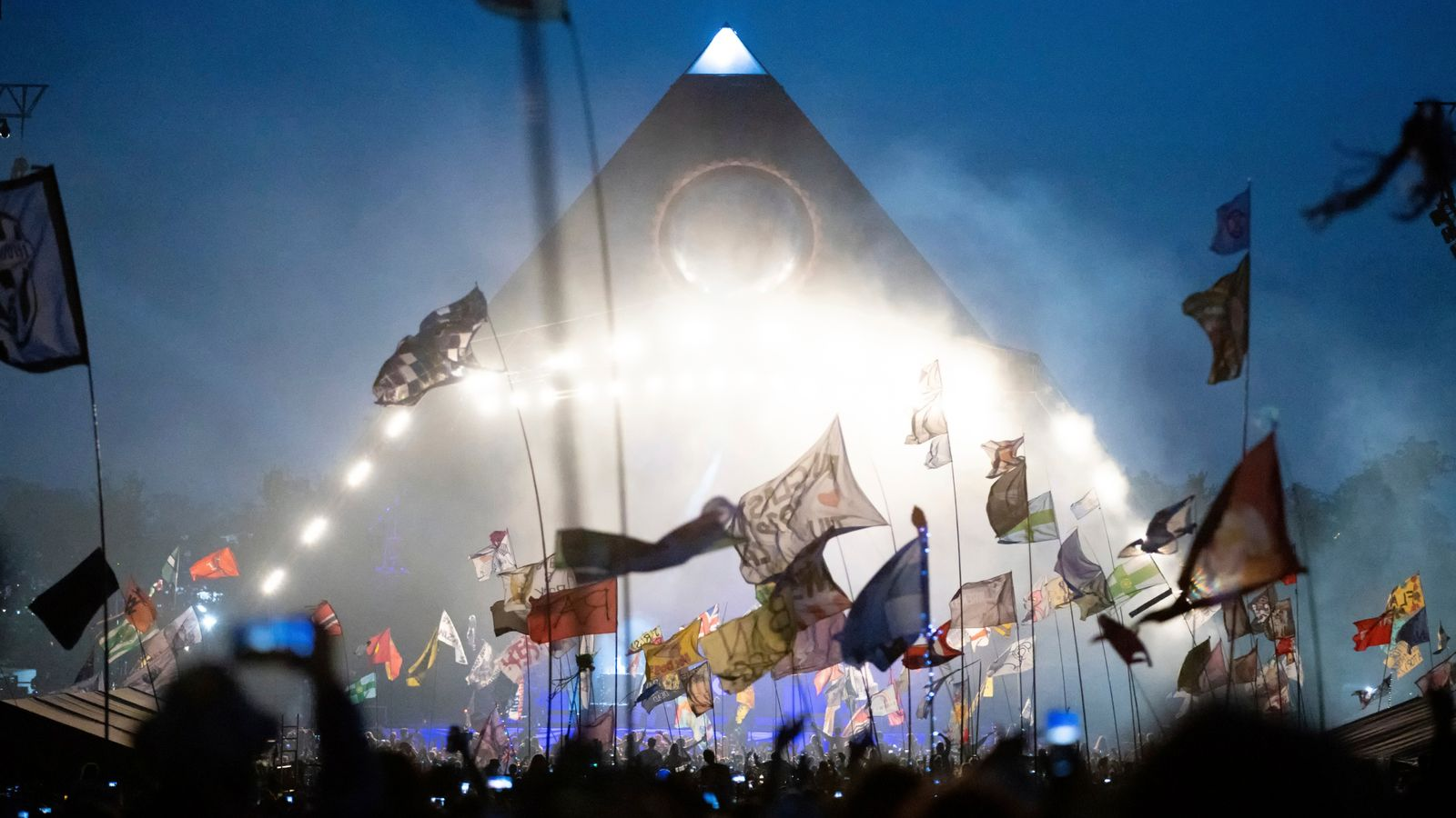 Glastonbury music festival cancelled, organisers say