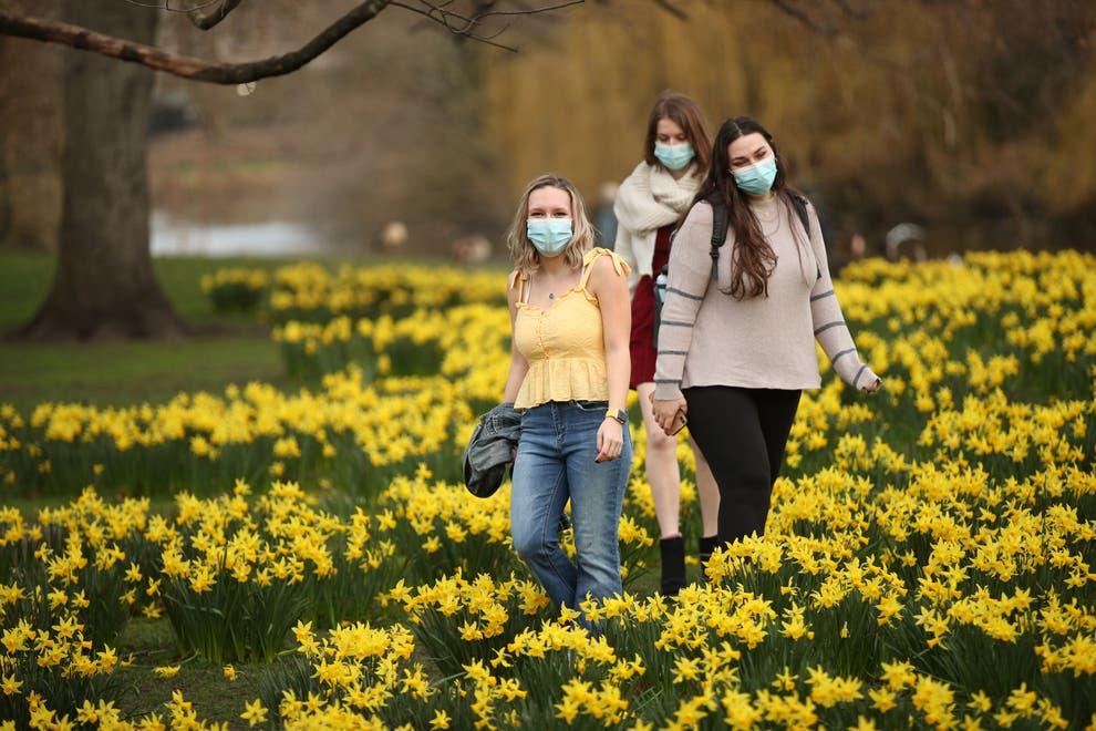 London weather forecast: Capital enjoys unbroken sunshine and spring-like temperatures