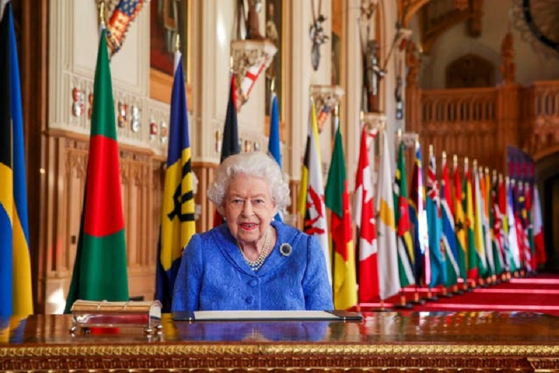 'Testing times': Queen delivers Commonwealth message ahead of Oprah interview