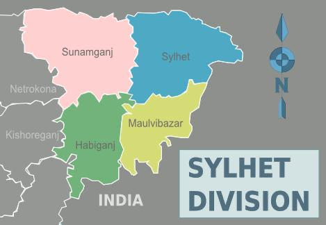 Sylhet Is Chosen By God (Bangladesh Spiritual Capital)
