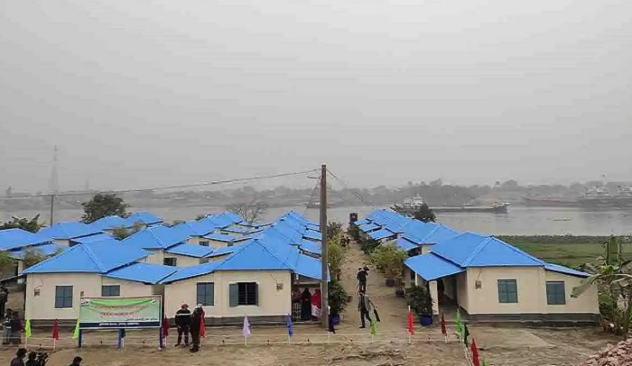 More 53,500 homeless and landless to get new house by June