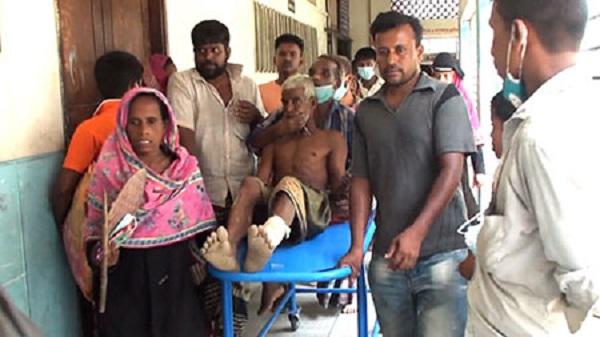 হবিগঞ্জে রক্তক্ষয়ী সংঘর্ষে অর্ধশতাধিক আহত