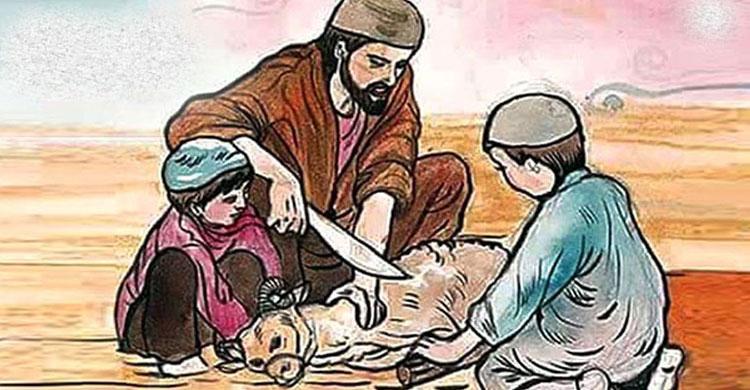 মৃত ব্যক্তির পক্ষে কুরবানি দেওয়া যাবে?