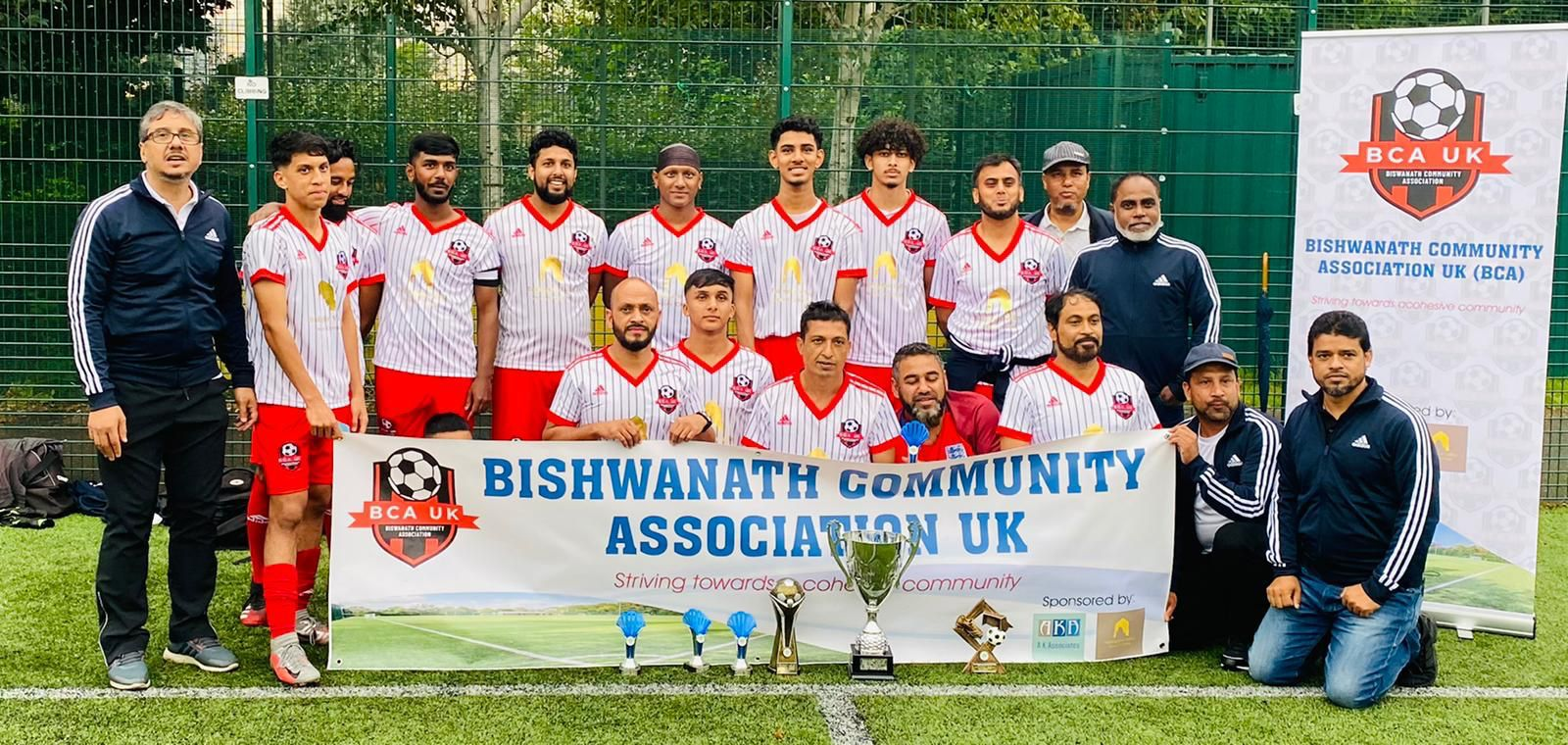 Bishwanath Community Association (BCA) storms to victory without losing a single game!
