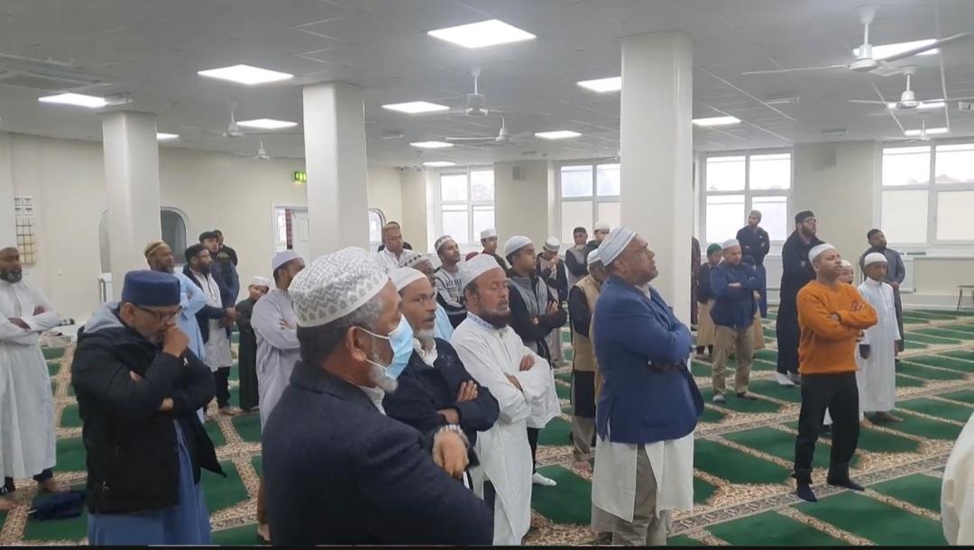 ফুলতলী ইসলামিক সেন্টার কভেন্ট্রি ইউকের উদ্যোগে মাহফিল অনুষ্ঠিত হয়