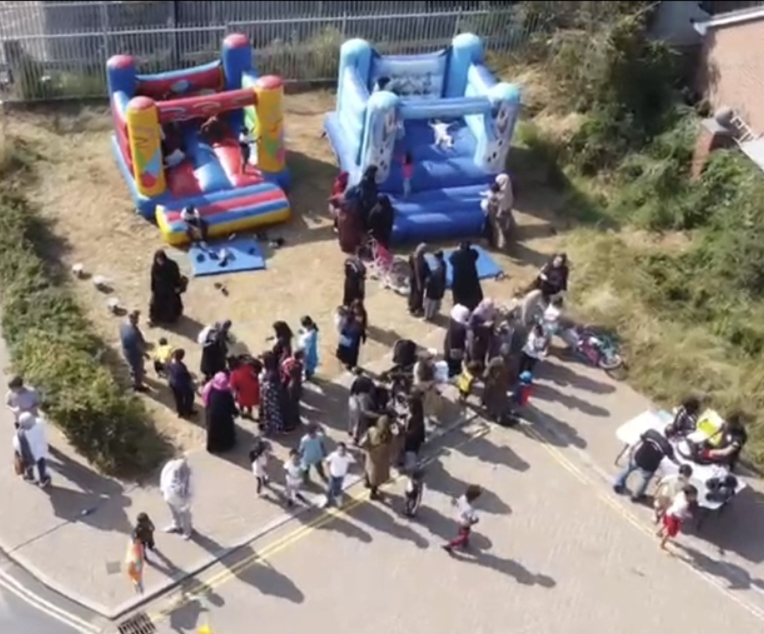 The Hedgecock Community Centre (HCC) delivers another impressive 'End of Summer' Community Funday