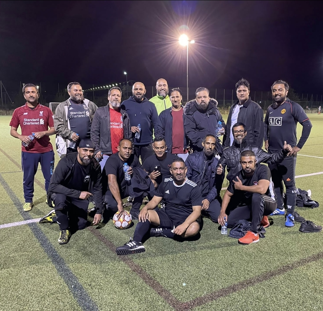 After 29 years, St Paul's Way School cohort reunite with a football victory!