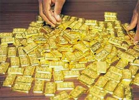 শাহজালাল আন্তর্জাতিক বিমানবন্দরে সাড়ে ৮ কোটি টাকার সোনা জব্দ