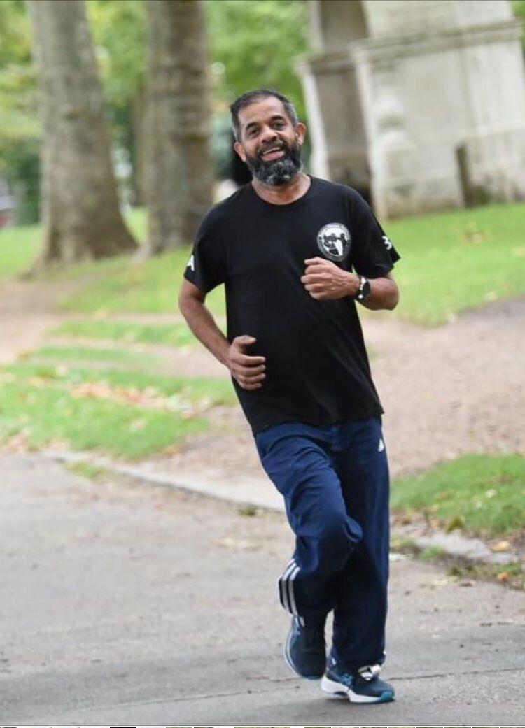 Sensational Shahjahan beats diabetes through running!